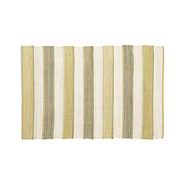 Harper Maize 4'x6' Rug