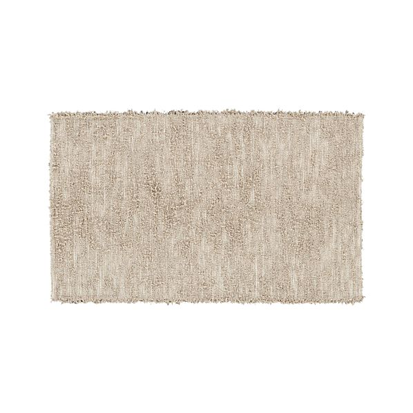 "Harriet Taupe 30""x50"" Rug"