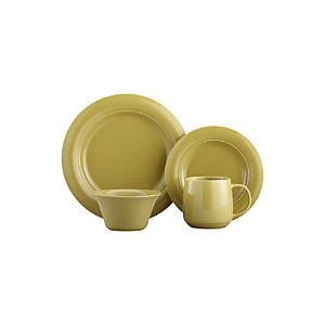 Harris Green Dinnerware