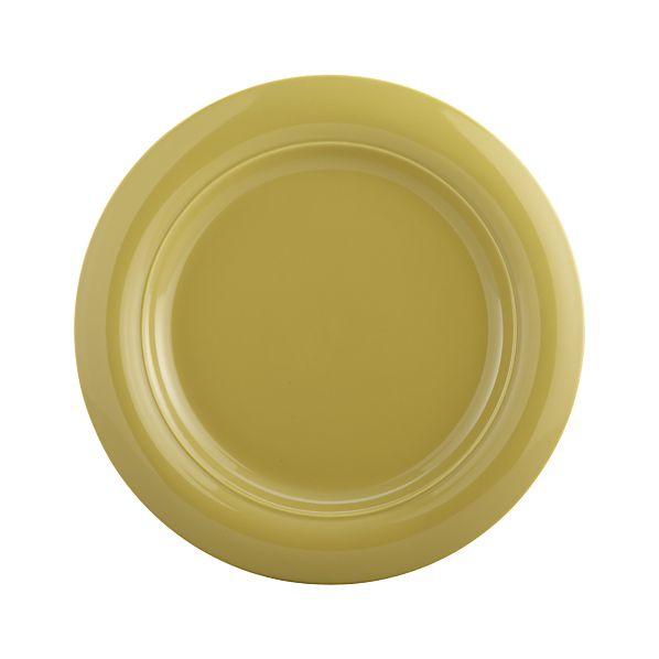 Harris Green Dinner Plate