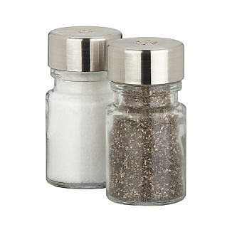 Harrison Salt and Pepper Shakers Set of Two