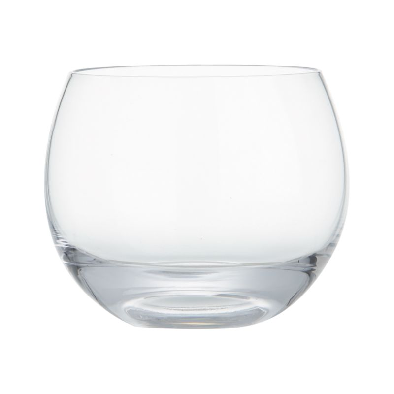 Crate and barrel glass
