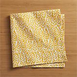 Harvest Yellow Napkin