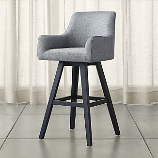 Harvey Swivel Bar Stool