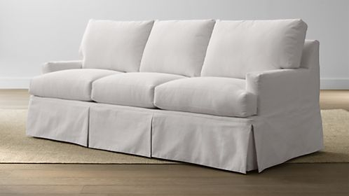 Hathaway Slipcovered Sofa