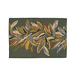 Hattie Floral Wool-Blend 4'x6' Rug