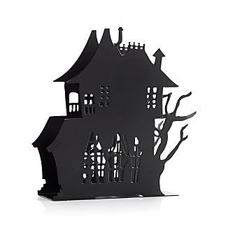 Haunted House Napkin Holder