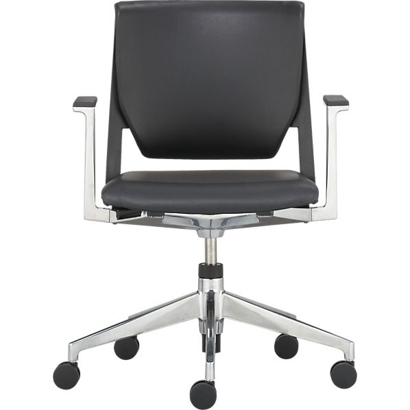 Haworth® Very™ Black Office Chair