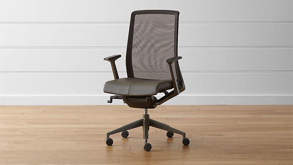 Haworth Very ™ Task Chair Bark