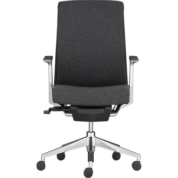 Haworth® Very™ Charcoal Task Chair