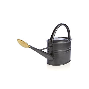 Haws Slimcan 5-liter Graphite Watering Can
