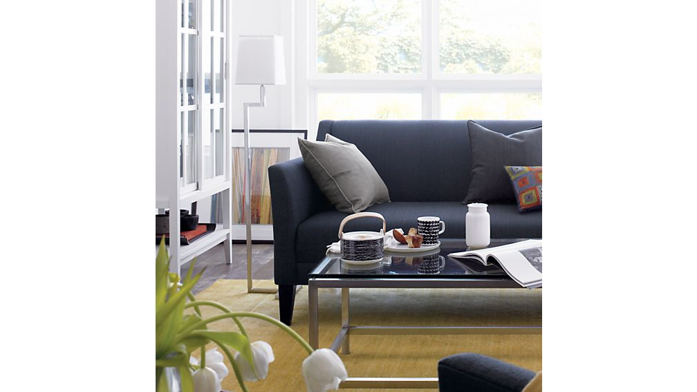 Margot Sofa in Margot Sofa Collection : Crate and Barrel