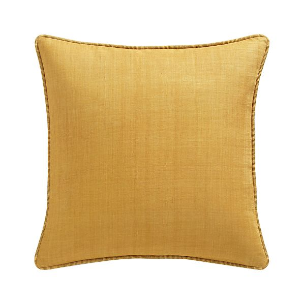 "Hayward 18"" Maize Pillow"