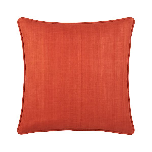 "Hayward Paprika 18"" Pillow"