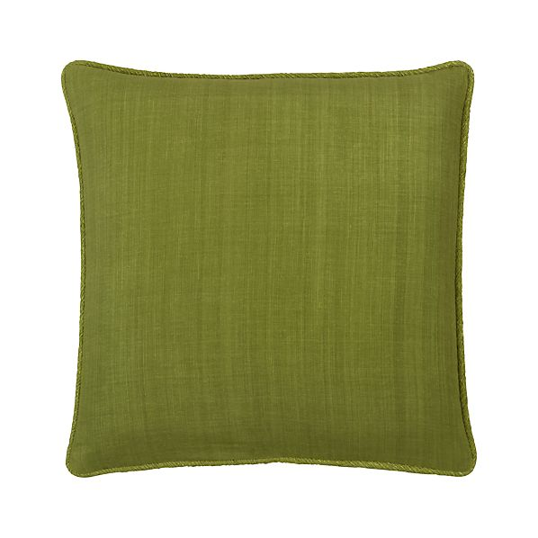 "Hayward Green 18"" Pillow"