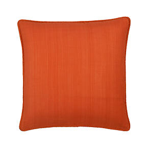 Hayward Orange 18 Pillow