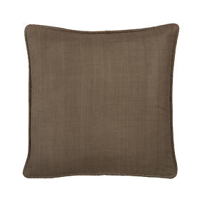 Hayward Taupe 18 Pillow