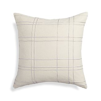 "Heath Ivory 20"" Pillow"