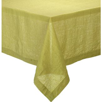 "Helena Pear 60""x90"" Tablecloth"