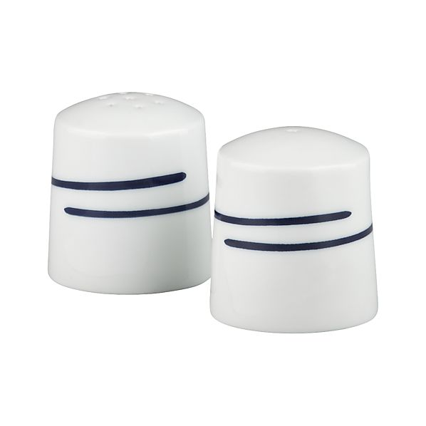 2-Piece Helix Salt and Pepper Shaker Set