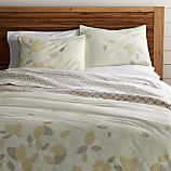 Henna Leaf Twin Duvet Cover