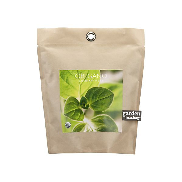 Oregano in a Bag