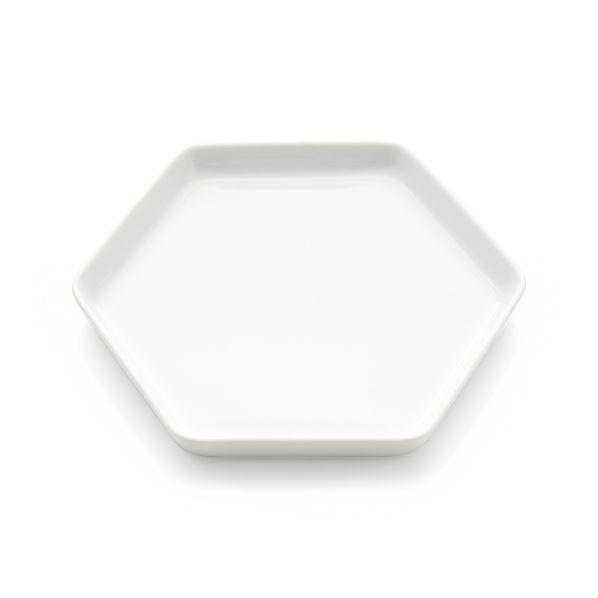 Hexa Appetizer Plate