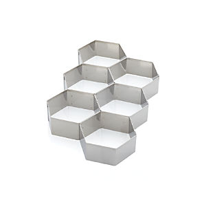 Hexagon Biscuit Cutter