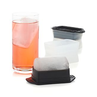 Highball Ice Molds Set of Two