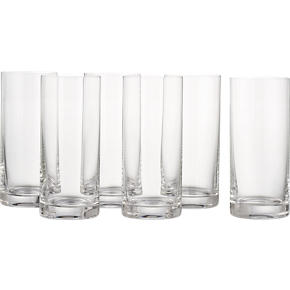 Highball Glasses Set of Six