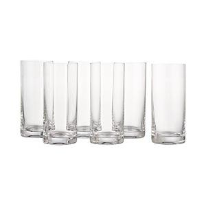 Highball Glasses Set of Six