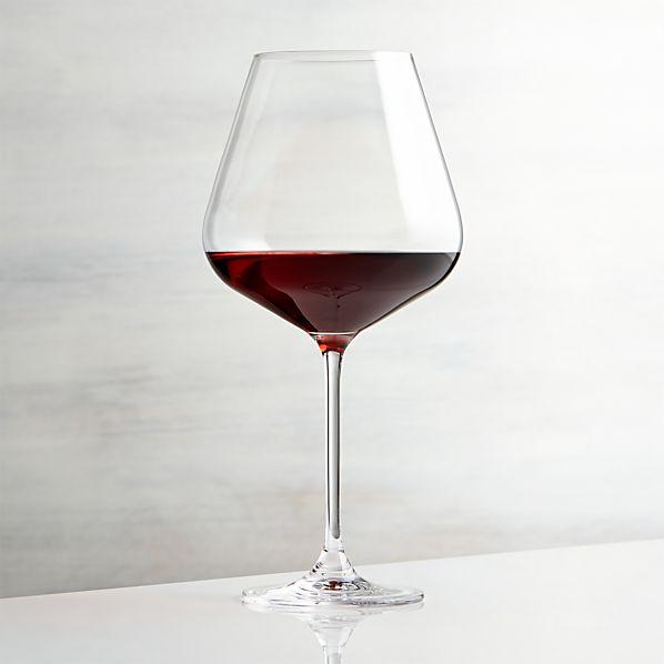 Hip Red Wine Glass