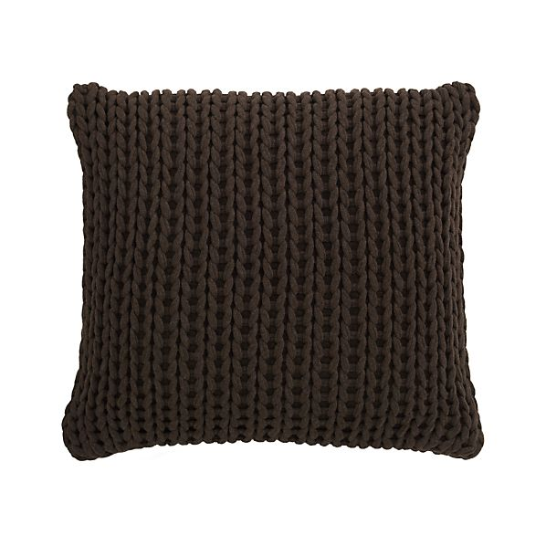 "Holden Brown 23"" Pillow"