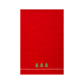 Holiday Tree Dishtowel