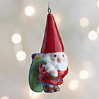Santa Claus Gnome Ornament