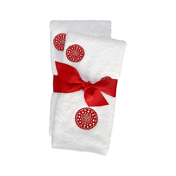 HolidayGuestTowelsS2LLF12