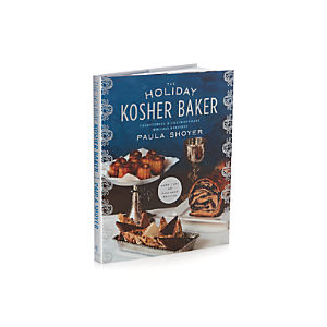 The Holiday Kosher Baker Cookbook