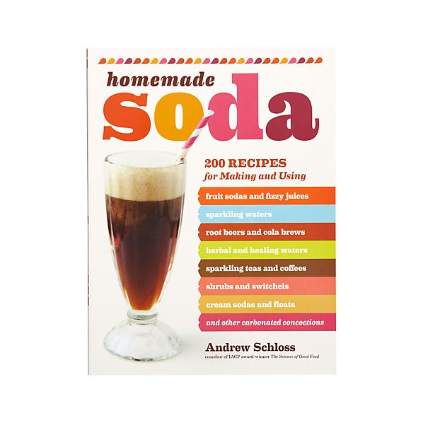 """Homemade Soda"""