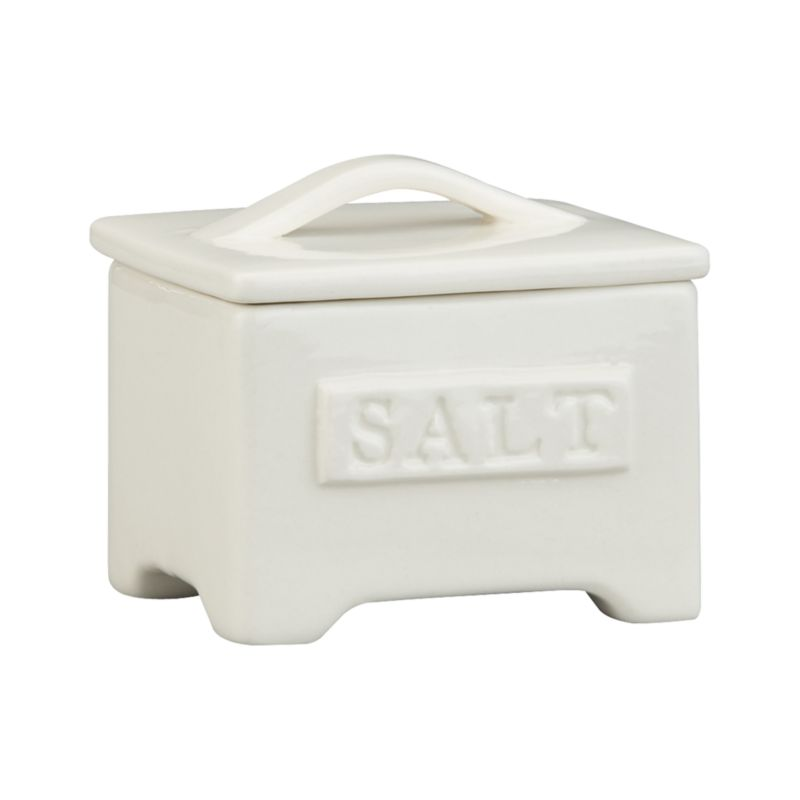 Homestead Salt Cellar
