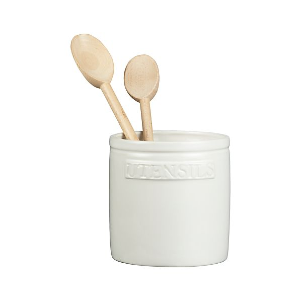 Homestead Utensil Crock