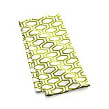 Honeycomb Green Dishtowel