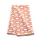 Honeycomb Orange Dishtowel.