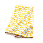 Honeycomb Yellow Dishtowel.