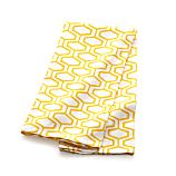Honeycomb Yellow Dishtowel