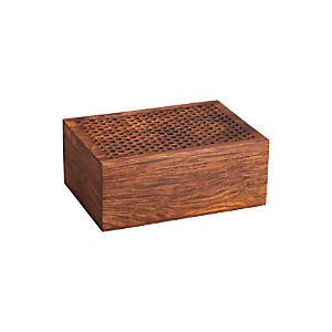 Honeycomb Wood Box