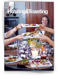 Hosting&amp;Toasting