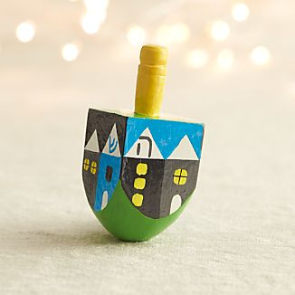 Green House Dreidel
