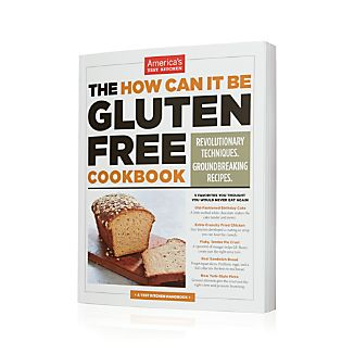 """The How Can It Be Gluten Free Cookbook"""
