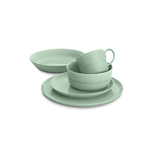 Hue Green Dinnerware