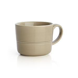 Hue Taupe Mug
